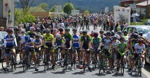 Cyclisme : la 66e édition du Grand Prix d'Allègre se déroule lundi