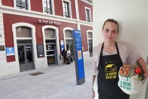 Le Puy-en-Velay : une Ruche qui dit oui à l'heure chaque mardi à la gare SNCF