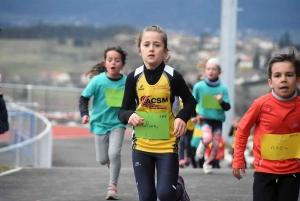 Défi vellave enfants à Monistrol-sur-Loire : les écoles d'athlétisme
