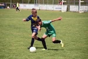 Yssingeaux : Roche-Saint-Genest (U10) et Saint-Galmier (U11) lauréats du tournoi de foot