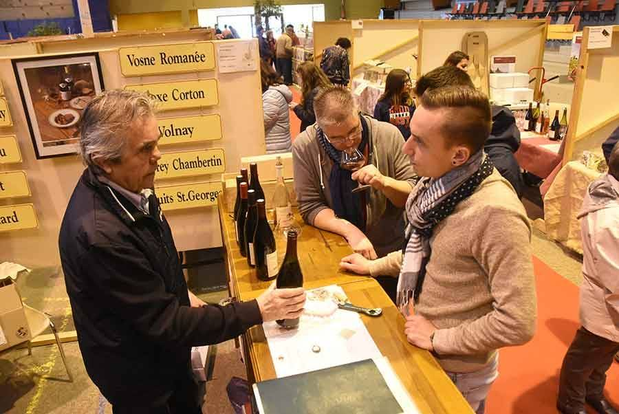 Retournac : vins et délices des terroirs en prélude à la Foire aux pâquerettes de dimanche
