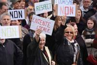 Fay-sur-Lignon : les opposants aux éoliennes toujours vent debout contre le projet des Vastres