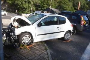 Un octogénaire décède dans un accident à Dunières