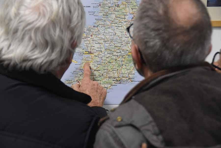 Saint-Agrève : l'Irlande au coeur des Rencontres Nord-Sud