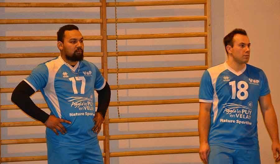 Volley : Le Puy-en-Velay proche d'une grande performance