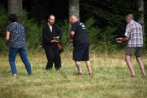 Chambon-sur-Lignon : ils se sont initiés au viet vo dao
