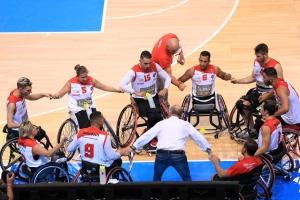 Reprise annoncée en février pour le basket fauteuil