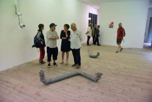 La saison estivale de l'Espace d'art contemporain du Chambon-sur-Lignon est lancée
