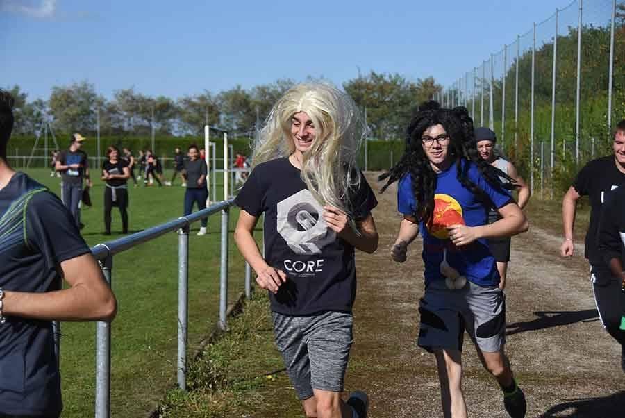 Cross des lycées publics d'Yssingeaux : les juniors garçons