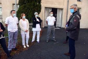 Saint-Agrève : un premier financement acté pour le projet de rénovation de l'hôpital de Moze
