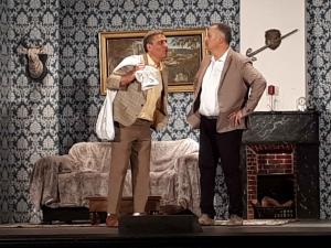 Bas-en-Basset : le public s'emballe pour la Ligérienne Théâtre