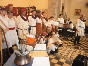 Saint-Agrève : trois concerts avec « Les mélodies du Chiniac »