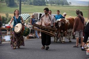 Saint-Front : la chèvre du Massif central attire tous les regards
