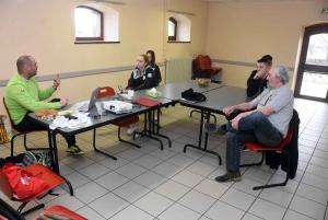 Monistrol-sur-Loire : handballeurs et escrimeurs cohabitent à l'Espace Beauvoir