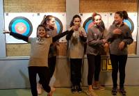 Tir à l'arc : Sarah Gibert 4e au concours de Lapte