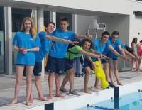 Sept lycéens monistroliens dans le grand bain des Championnats de France de natation