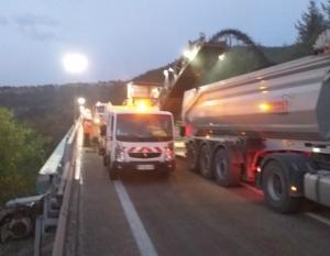 RN88 : c'est parti pour une nuit de travaux sur le viaduc du Lignon