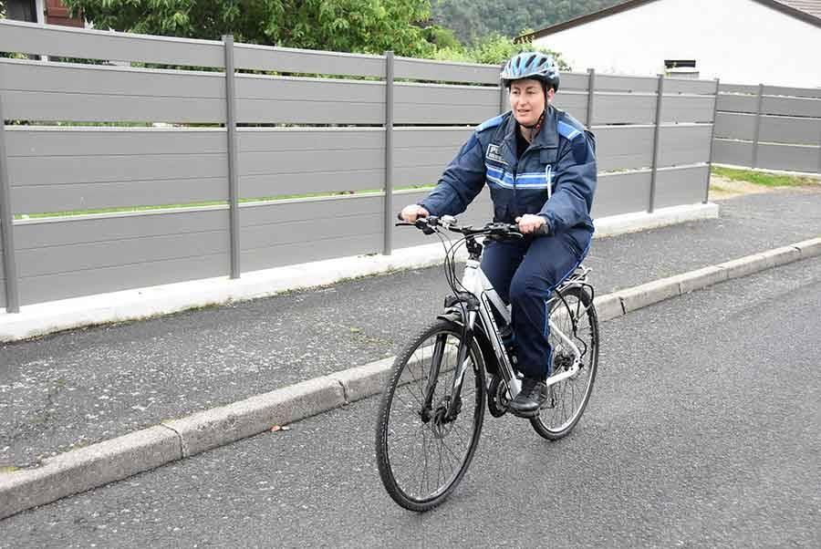 Retournac : les écoliers passent leur permis vélo