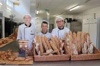 Tanguy Ceyte sélectionné pour le Régional du meilleur jeune boulanger