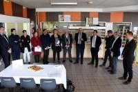 Aurec-sur-Loire : les produits bio ou locaux progressent à la cantine