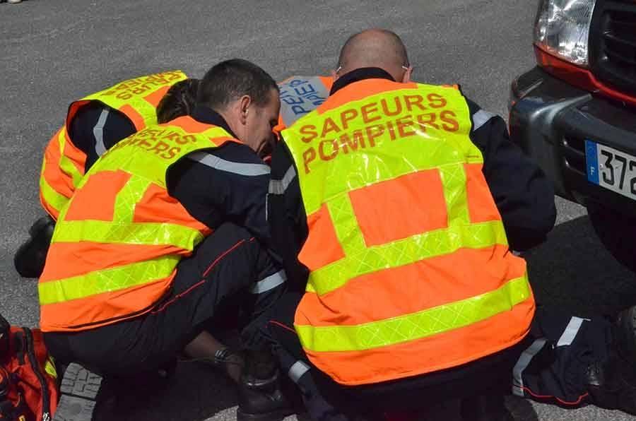 Vals-près-Le Puy : une piétonne renversée par un camion de livraison