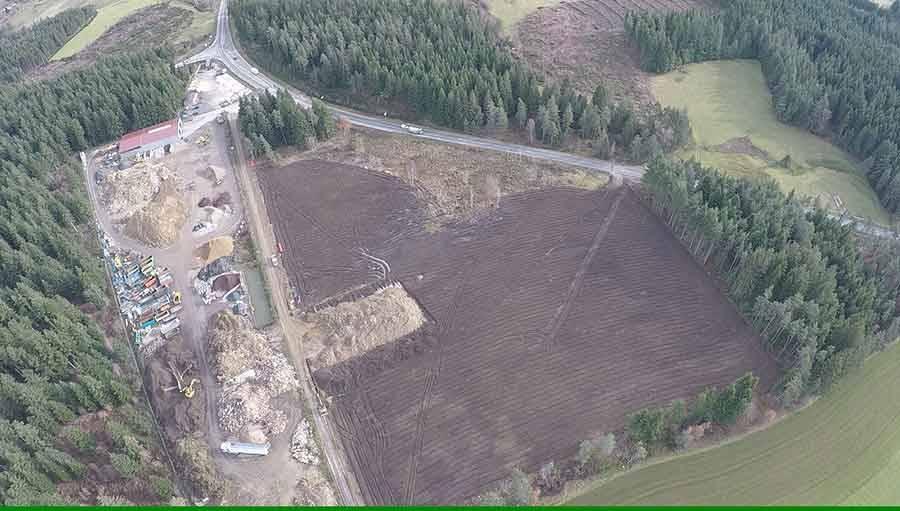 Pays de Montfaucon : 16 hectares en cours d'aménagement sur les zones d'activités