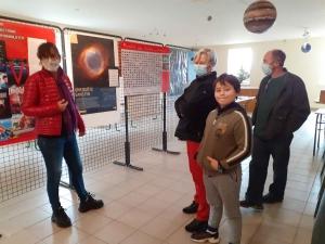 La Fête de la science a débuté à Saint-Julien-Molhesabate