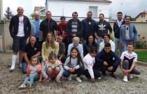 Brives-Charensac : des voisins de l'avenue Pierre-Farigoule se retrouvent