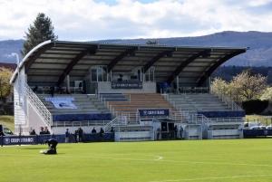 Retour en photos sur le match de Coupe de France Rumilly-Le Puy