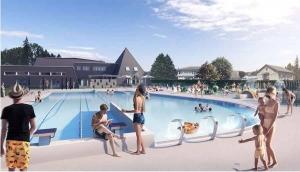 Tence : deux samedi après-midi gratuits à la piscine