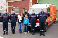 Siaugues-Sainte-Marie : Myah est née dans le camion des pompiers