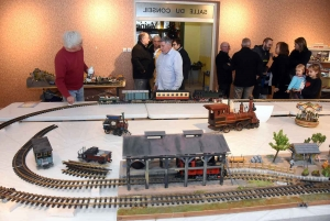Saint-Didier-en-Velay retrouve des (petits) trains et c'est aujourd'hui seulement