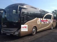 Un bus de l'intérim le 4 juillet à Tence et Craponne-sur-Arzon