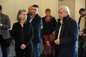 Marylène Mancini et Yves Braye