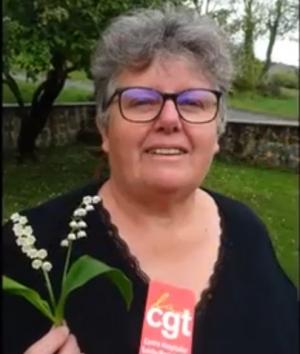 Un cortège virtuel de la CGT Sainte-Marie pour le 1er mai