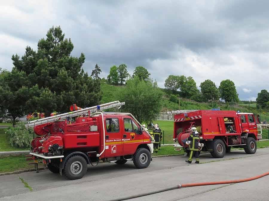 Pompiers : une journée pour valoriser le volontariat