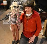 Mazet-Saint-Voy : un atelier de marionnettes chaque mercredi