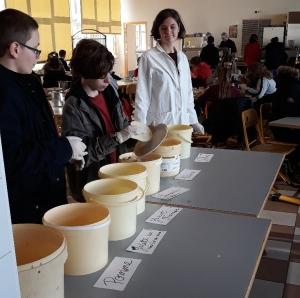 Tence : première récompense au collège La Lionchère pour les repas locaux et bio