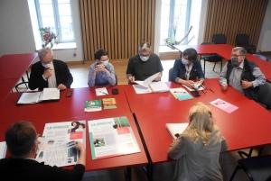 La classe concerne les deux collèges d'Yssingeaux