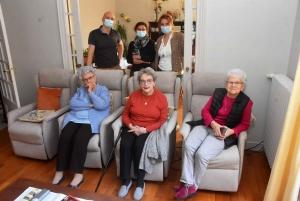 Yssingeaux : la Maison Buissonnière, le confort d'une maison adaptée pour les personnes âgées