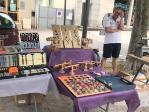 Bas-en-Basset : Anibal cultive l'art d'animer la commune