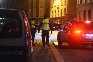 Couvre-feu : les déplacements souvent justifiés, 16 infractions en deux soirs