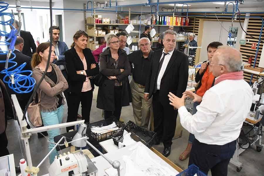 Montfaucon-en-Velay : Luxam Lingerie fabrique désormais sur un seul site