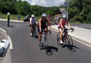 Coubon : 130 cyclistes féminines pour la première journée de la Ronde des pâquerettes