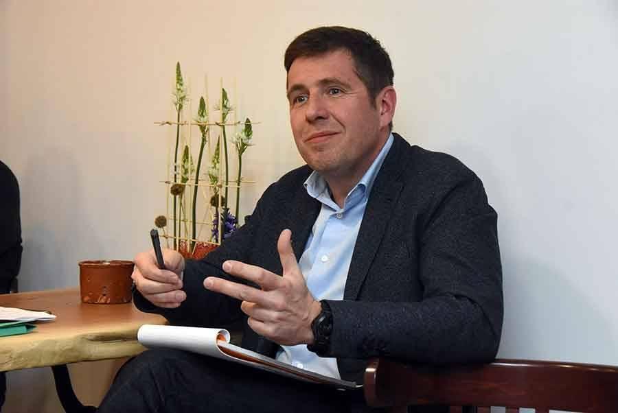 Chambon-sur-Lignon : Florent Pigeon se dévoile pour les élections municipales 2020