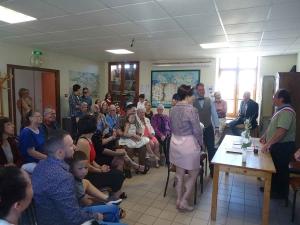 Carnet blanc : Jean-Yves et Florianne à Freycenet-la-Tour