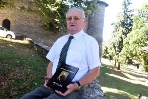 Montfaucon-en-Velay : Jean-Claude Saby s'intéresse à Saint Jean-François Régis dans son dernier livre