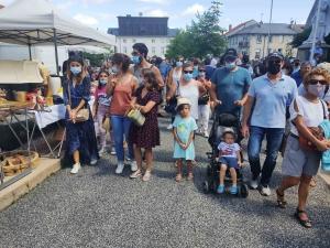 Big bazar sur la brocante d'Yssingeaux ce dimanche (vidéo)