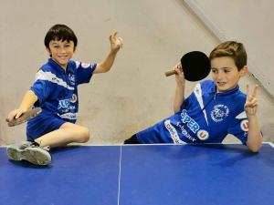 Tennis de table : les jeunes d'Yssingeaux commencent leur championnat