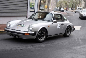 110 vénérables voitures à la 4e Ronde historique du Val d'Ance